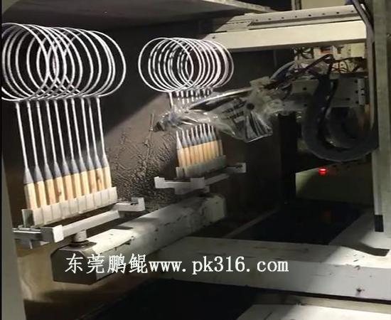五金件自动喷涂生产线1