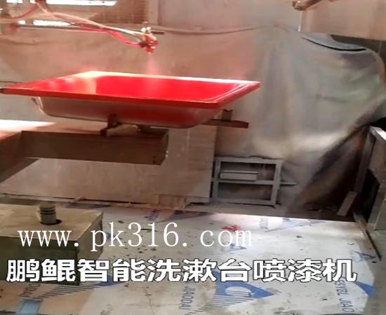 陶瓷自动涂装生产线