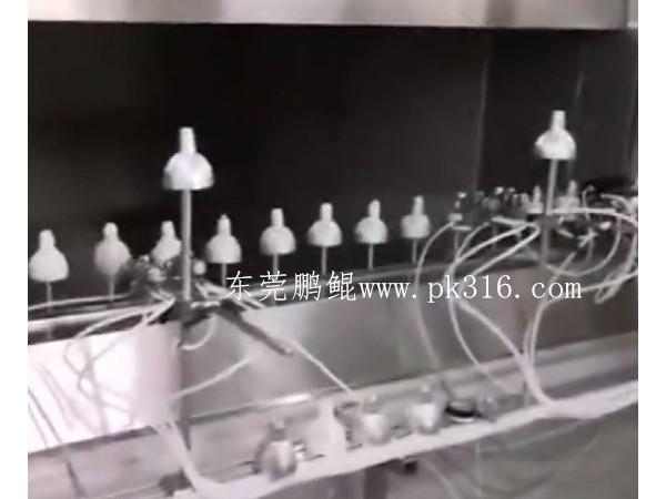 灯罩自动喷涂线的优势 (2)