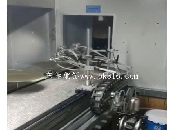 喷涂生产线