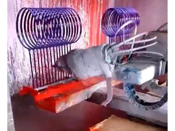 廊坊静电喷涂烤箱设备厂家!