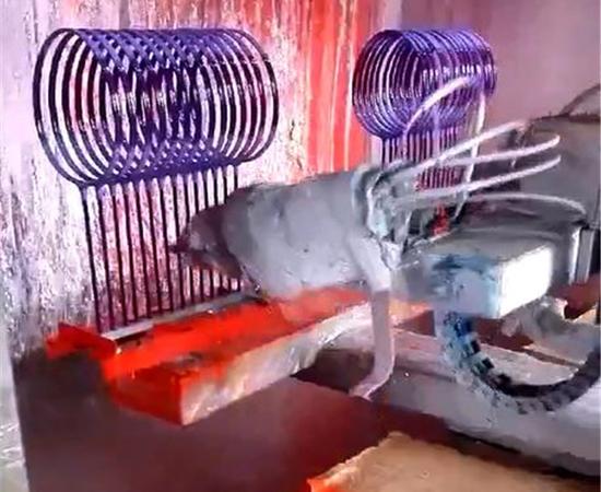 廊坊静电喷涂烤箱设备厂家1