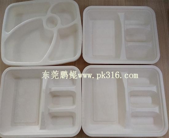快餐盒快餐碗自动喷涂设备1