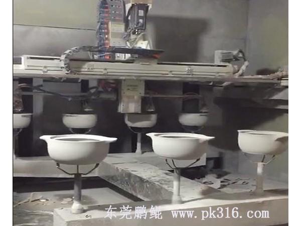 潮州陶瓷喷涂设备,操作简单喷涂品质好