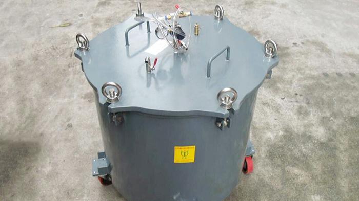 定制碳钢压力桶