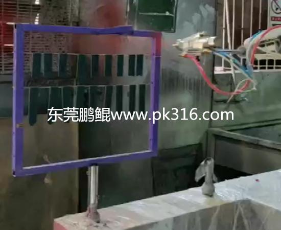 广东莞手表带扣自动喷涂设备 (2)