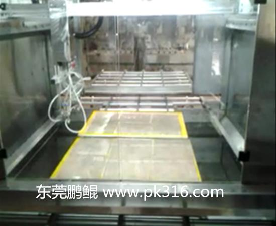 平板玻璃自动往复喷涂机.