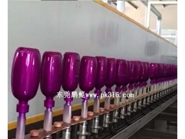 塑胶瓶自动喷漆设备