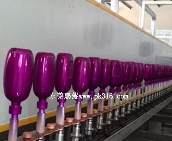 塑胶瓶自动喷漆设备 (2)
