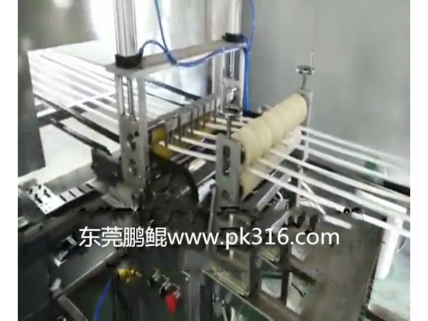 胶管涂装生产线
