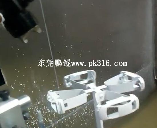 玩具自动喷油设备
