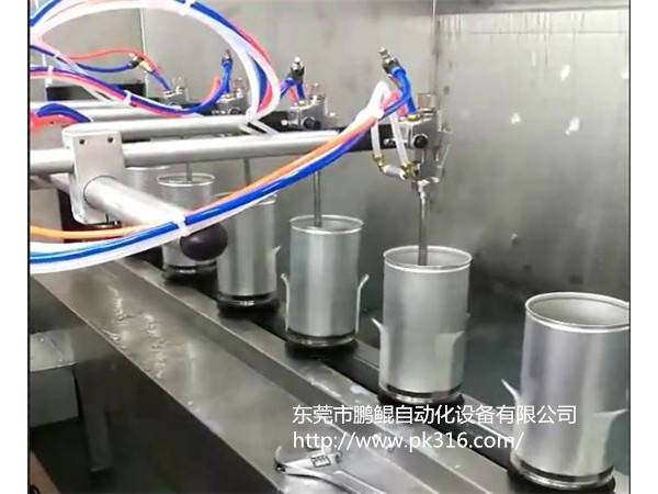 江苏瓶子内壁喷涂设备智能安全环保!