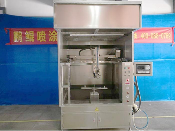 静电喷涂设备在五金行业里的发展