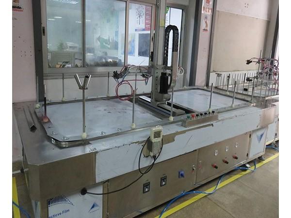 为何越来越多专业喷漆加工厂选择鹏鲲智能化自动喷漆设备厂呢?