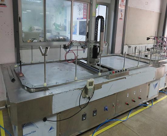 自动喷漆设备厂1