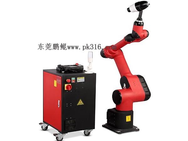 东莞自动喷涂机器人的发展趋势!